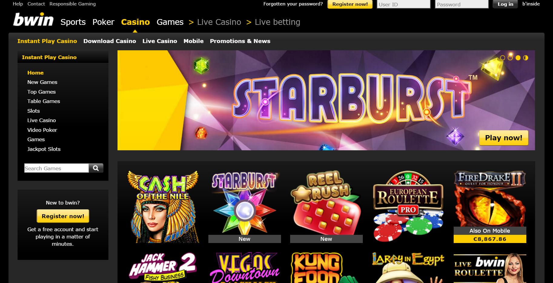 ohne einzahlen casino